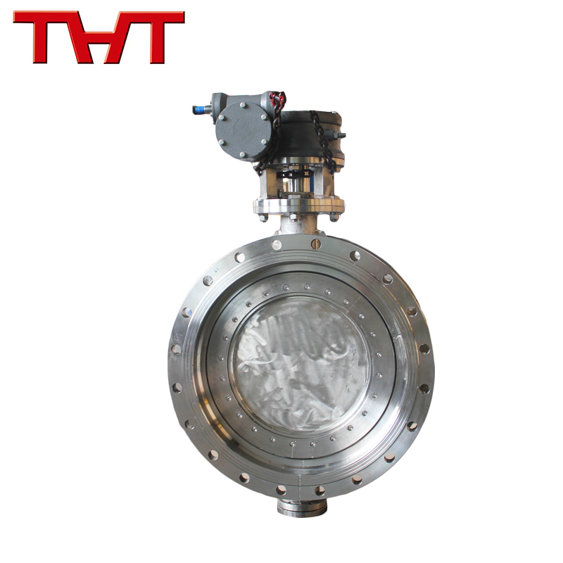 Stainless steel vacuum Butterfly Valve Featured Image
