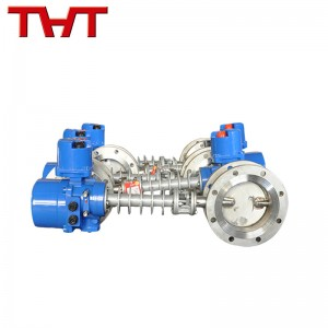 High temperature ventalation valve