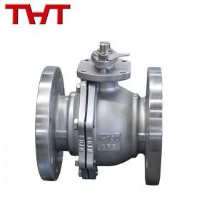 API stainless steel ball valve