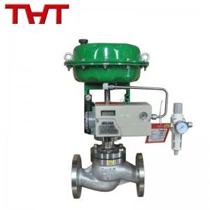 stainless steel pneumatic diaphragm regulating valve