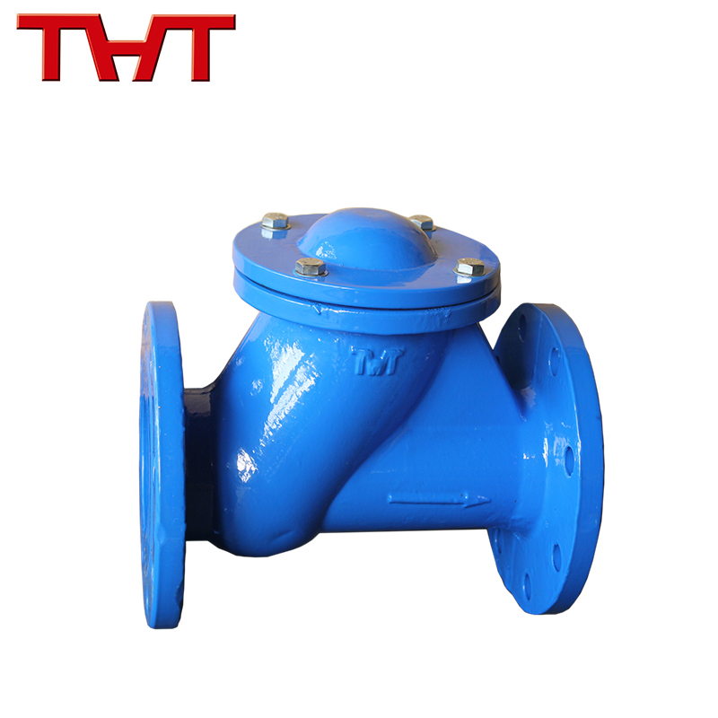 Ball type check valve Featured Image