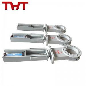 Special Design for Wide Range Butterfly Valve - pneumatic operated slide gate valve – Jinbin Valve