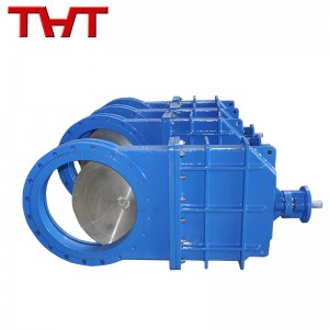 Bi-directional resilient seated Knife Gate Valve