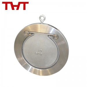 Wafer type signal disc swing Check Valve