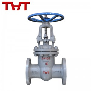 BS 5163 Metal seat rising stem gate valve