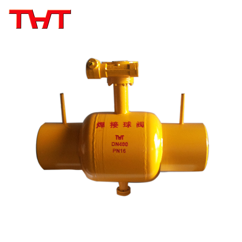 Directly buried welded ball valve Featured Image