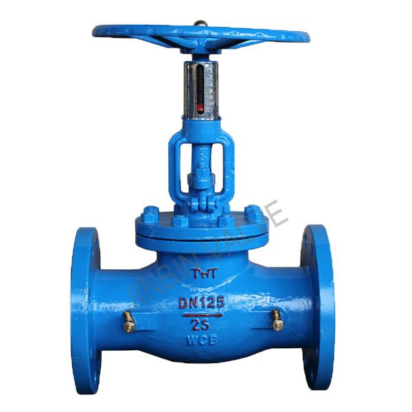 Best quality 6 Inch Sluice Gate Valve Prices - Balancing valve for flow pressure control – Jinbin Valve