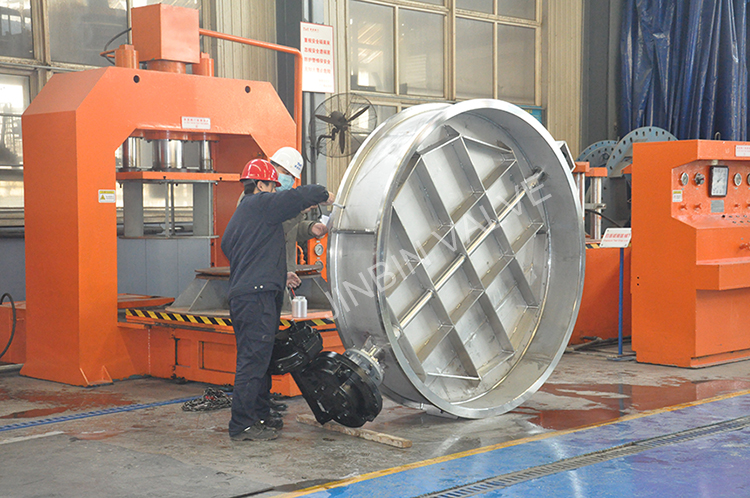 knowledge of ventilation butterfly valve