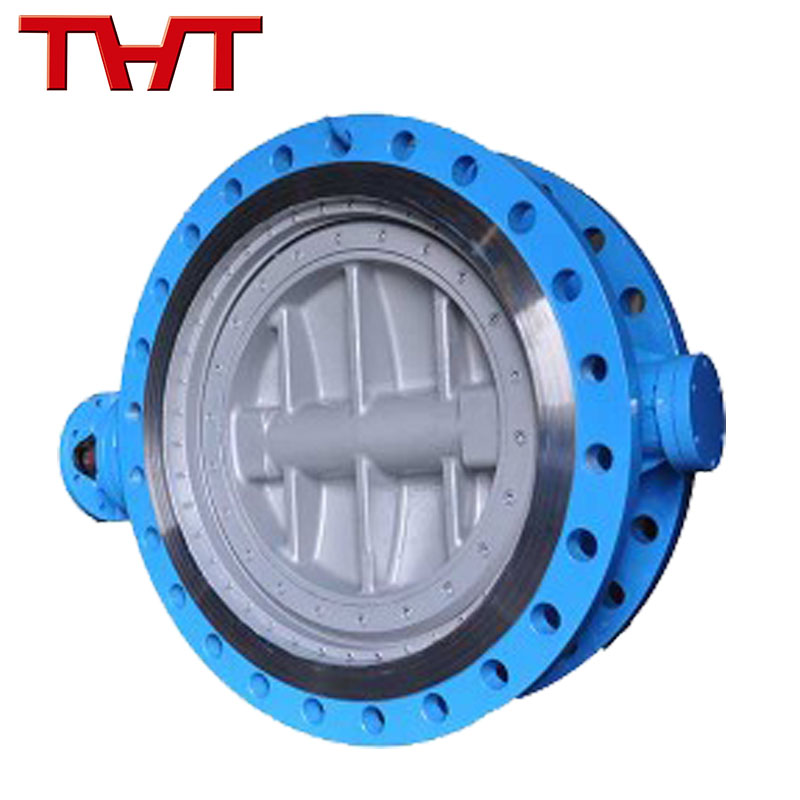 Bidirectional sealing triple eccentric butterfly valve Featured Image