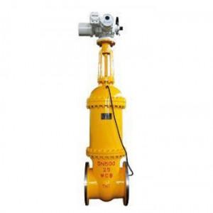 OEM Manufacturer Flange Type Butterfly Valve - Petroleum Functional oil emergency shut off valve – Jinbin Valve