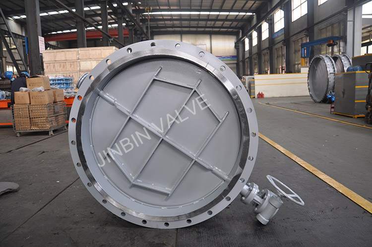 Selection of ventilation butterfly valve