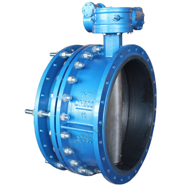 Cheap PriceList for Price Butterfly Valve - Expansion middle flanged butterfly valve – Jinbin Valve