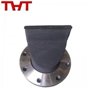 Hot-selling China Sluice Gate - Built in flange Duckbill valve – Jinbin Valve