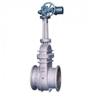 professional factory for Electric Flow Control Valve - Electric actuated gate valve – Jinbin Valve