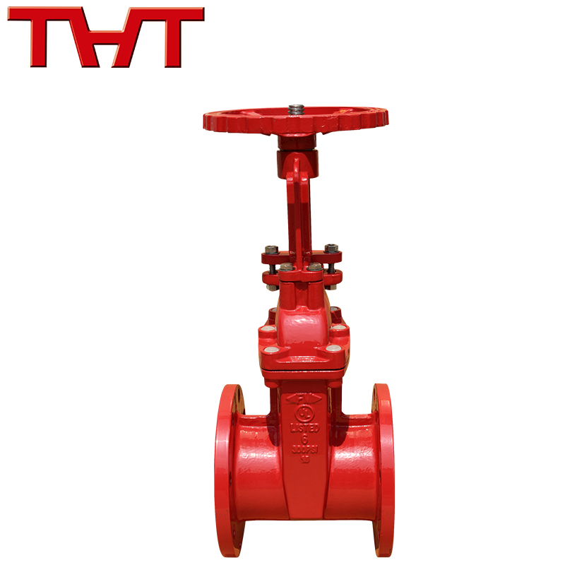 fire rising stem resilient seat gate valve Featured Image