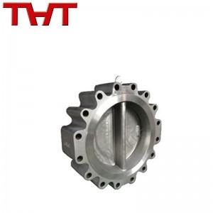 Wholesale Dealers of Flange Type Check Valve - Double plate lug check valve – Jinbin Valve
