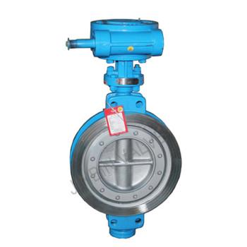 Manufacturer ofRotary Type Goggle Valve - Triple offset wafer butterfly valve – Jinbin Valve
