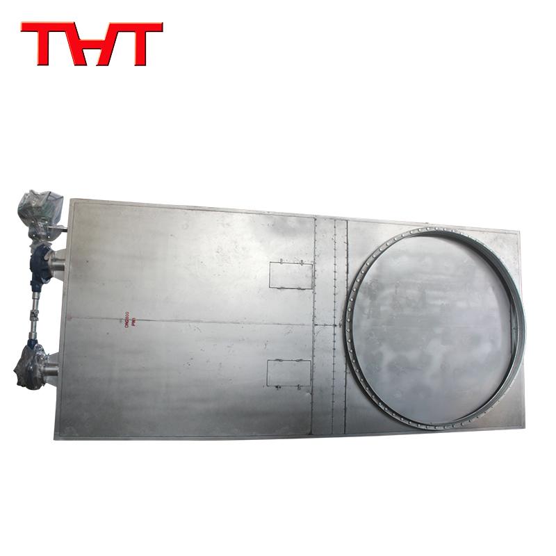 Professional manufacturer large slide gate valve Featured Image