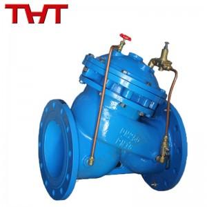 Competitive Price for Api Standard Basket Strainer - Pressure regulating valve – Jinbin Valve