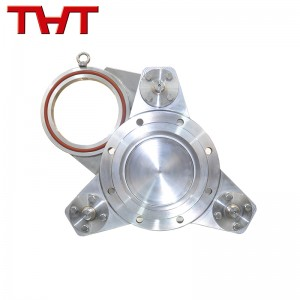 Manufacturing Companies for Ansi Chain Wheel Gate Valve -