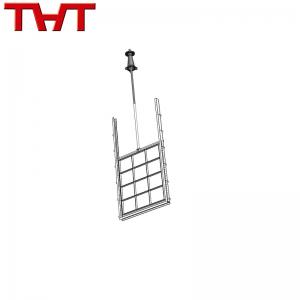 Open type channel penstock 1600X1900