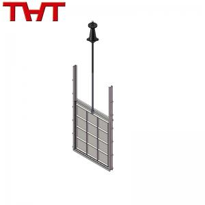 Open type chnnel penstock 1600X1630