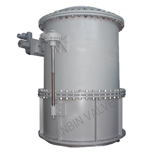 Good User Reputation for Pneumatic Vacuum Valve - Fixed cone discharge valve – Jinbin Valve