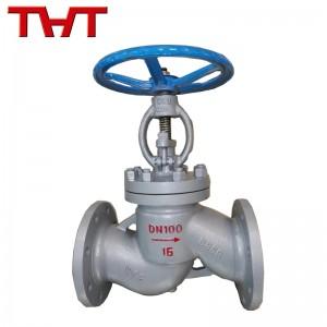 Cast steel flange globe valve