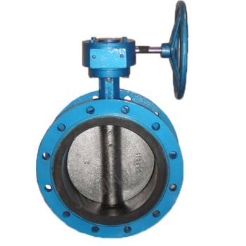 Discount Price 304 Ball Valve - Manual resilient seat flanged butterfly valve – Jinbin Valve