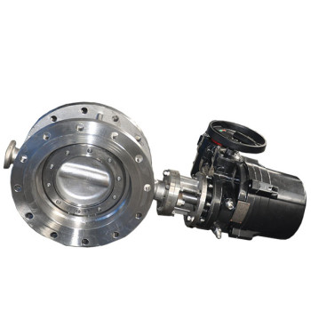 Trending ProductsDuctile Iron Wafer Butterfly Valve - stainless steel hard sealing flanged butterfly valve – Jinbin Valve