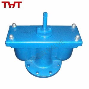Double Orifice Air release valve