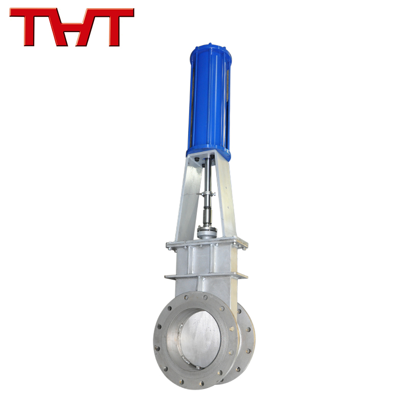stainless steel pneumatic slide gate valve Featured Image
