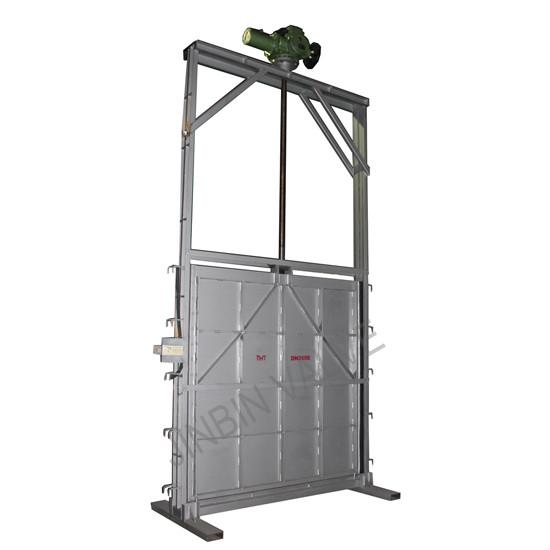 Reasonable price Din Gate Valve - Steel Penstock – Jinbin Valve