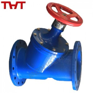 Digital balancing valve