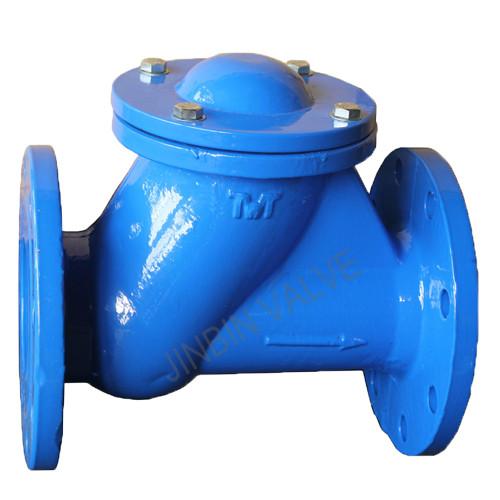 Professional ChinaStainless Steel 316 Ball Valve - Ball type check valve – Jinbin Valve