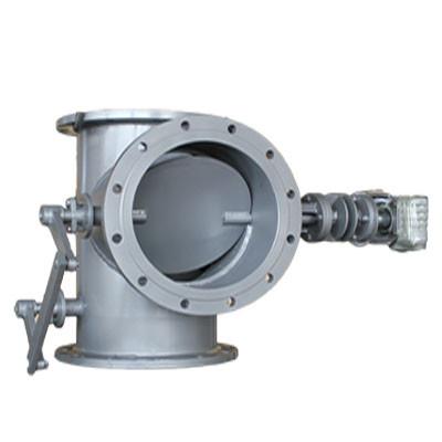 factory customized Ductile Iron Sluice Valve - electric three way switching valve – Jinbin Valve